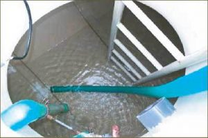 شركة تنظيف خزانات بابها